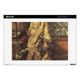 """Portrait of Rapha by Pierre Renoir 13"""" Laptop Skin"""