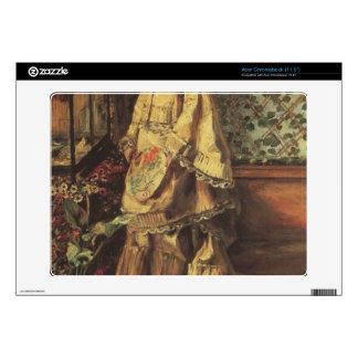 Portrait of Rapha by Pierre Renoir Skins For Acer Chromebook