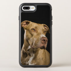 OtterBox Apple iPhone 7 Plus Symmetry Case with Bull Terrier Phone Cases design
