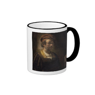 Portrait of Rembrandt, 1650 (oil on canvas) Coffee Mug