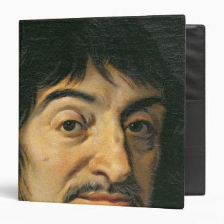 Portrait of Rene Descartes  c.1649 Binder
