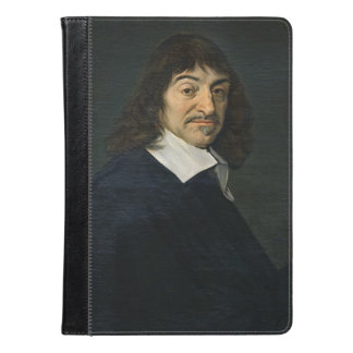 Portrait of Rene Descartes  c.1649 iPad Air Case