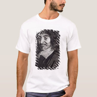 Portrait of Rene Descartes T-Shirt