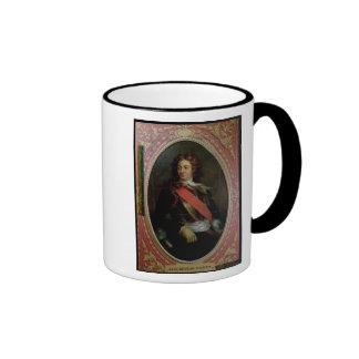 Portrait of Rene Duguay-Trouin  1736 Ringer Coffee Mug
