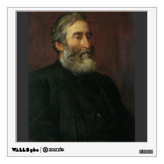 Portrait of reverend Harry Jones by George Watts Room Decals