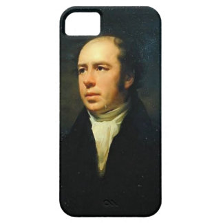 Portrait of Reverend John Thomson by Henry Raeburn iPhone SE/5/5s Case