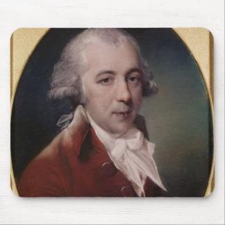 Portrait of Richard Brinsley Sheridan  1788 Mouse Pad