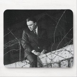Portrait of Richard Burton Mouse Pad