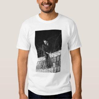 Portrait of Richard Burton Tshirt