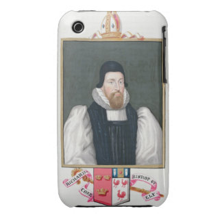 Portrait of Richard Cox (1500-81) Bishop of Ely fr iPhone 3 Cover