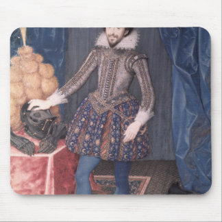 Portrait of Richard Sackville, 3rd Earl of Mouse Pad