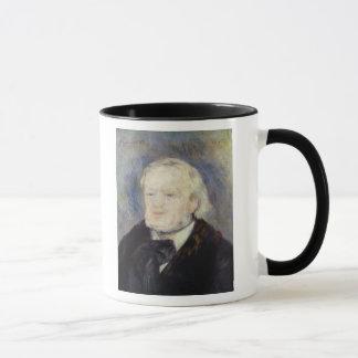 Portrait of Richard Wagner  1882 Mug