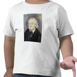Portrait of Richard Wagner  1882 T-shirts