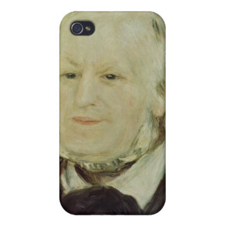 Portrait of Richard Wagner , 1893 iPhone 4 Cover