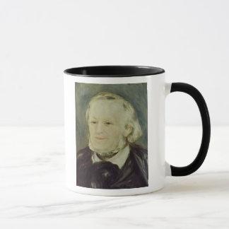 Portrait of Richard Wagner , 1893 Mug