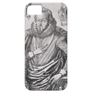 Portrait of Robert Cecil (1563-1612) 1st Earl of S iPhone 5 Covers