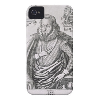 Portrait of Robert Cecil (1563-1612) 1st Earl of S iPhone 4 Covers