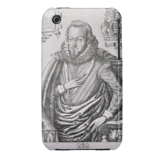 Portrait of Robert Cecil (1563-1612) 1st Earl of S iPhone 3 Covers