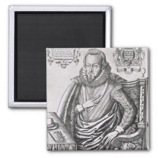 Portrait of Robert Cecil (1563-1612) 1st Earl of S Magnet