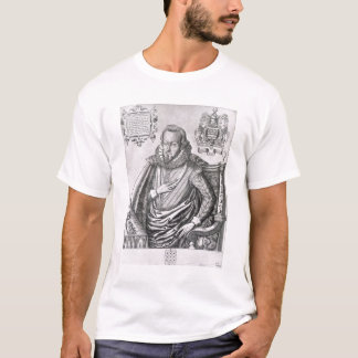 Portrait of Robert Cecil (1563-1612) 1st Earl of S T-Shirt