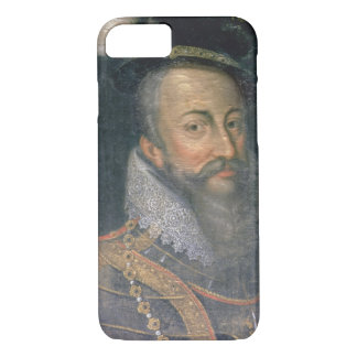 Portrait of Robert Dudley (1532-88) Earl of Leices iPhone 8/7 Case