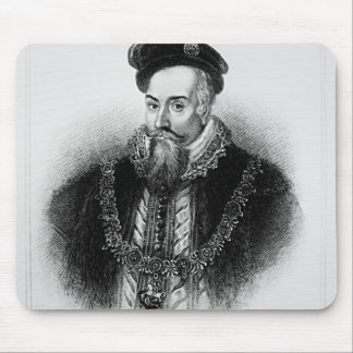 Portrait of Robert Dudley  1st Earl of Mouse Pad