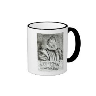Portrait of Robert Garnier Ringer Mug