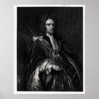 Portrait of Robert Harley Poster
