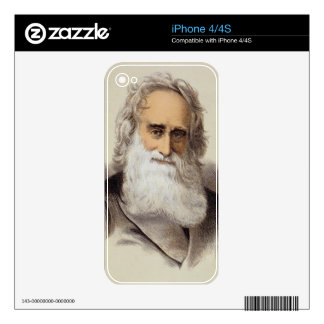 Portrait of Robert Moffat (1795-1883) (colour lith Decals For The iPhone 4S