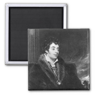 Portrait of Robert Southey Magnet