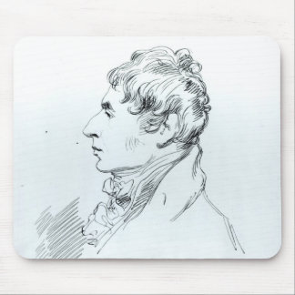 Portrait of Robert Southey Mouse Pad