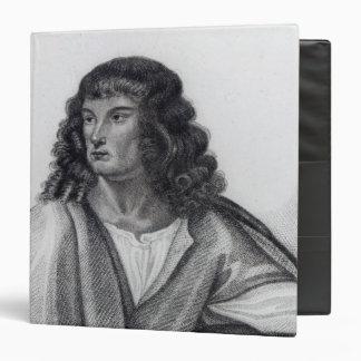 Portrait of Robert Spencer 2nd Earl Sunderland Binder