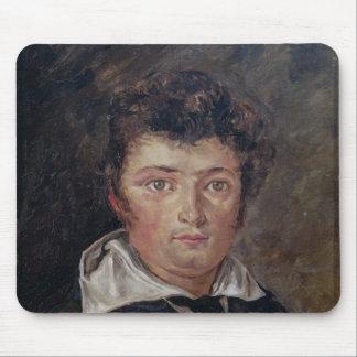 Portrait of Robert Surcouf  1796 Mouse Pad