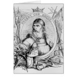 Portrait of Robert the Bruce Cards