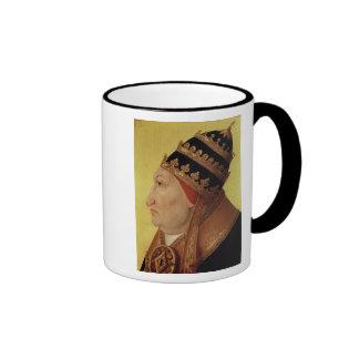 Portrait of Rodrigo Borgia  Pope Alexander VI Mugs