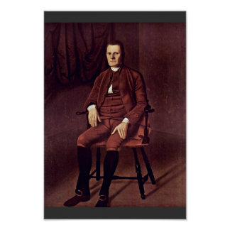 Portrait Of Roger Sherman By Earl Ralph Poster