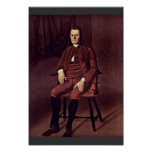 Portrait Of Roger Sherman By Earl Ralph Posters