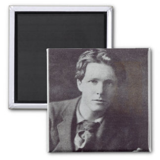 Portrait of Rupert Brooke Magnet