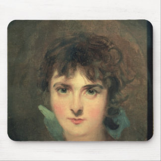 Portrait of Sally Siddons Mouse Pad