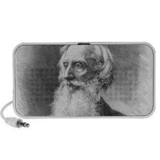 Portrait of Samuel Morse iPod Speakers
