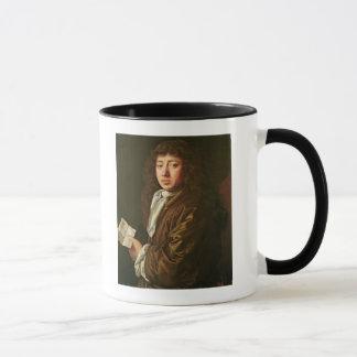 Portrait of Samuel Pepys  1666 Mug