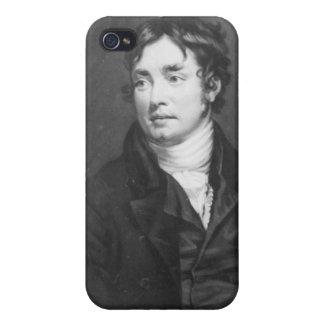 Portrait of Samuel Taylor Coleridge iPhone 4 Cover
