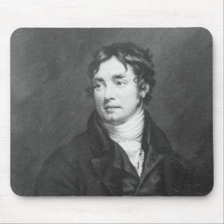 Portrait of Samuel Taylor Coleridge Mouse Pad