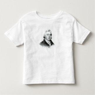 Portrait of Samuel Taylor Coleridge Toddler T-shirt