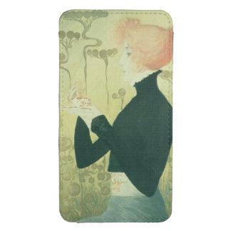 Portrait of Sarah Bernhardt Galaxy S4 Pouch