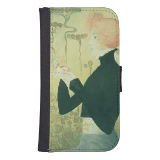 Portrait of Sarah Bernhardt Galaxy S4 Wallets