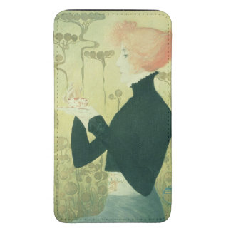 Portrait of Sarah Bernhardt Galaxy S5 Pouch