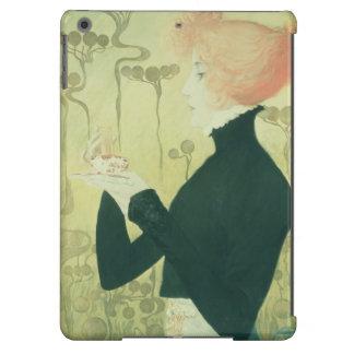 Portrait of Sarah Bernhardt iPad Air Cover