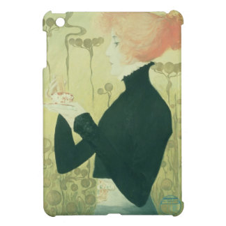 Portrait of Sarah Bernhardt iPad Mini Case