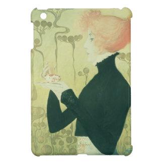 Portrait of Sarah Bernhardt iPad Mini Cases